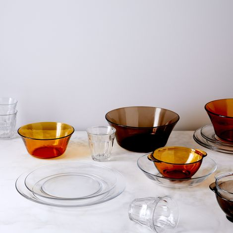 French Glass Dinnerware