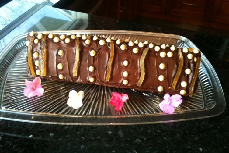 Fresh Ricotta No-Bake Cake