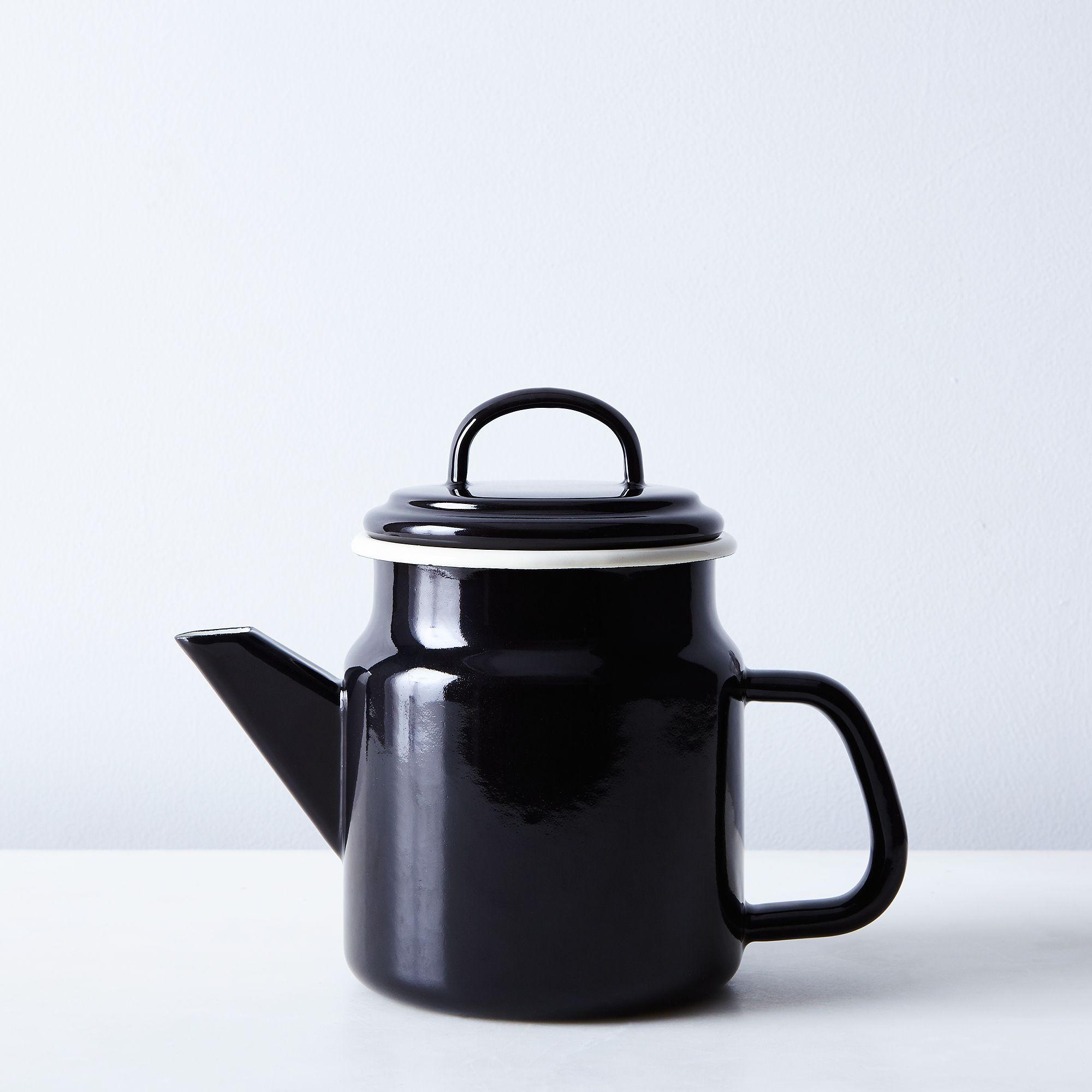 94854ff4 a993 4736 8875 0461a46d3004  2016 1014 dexam home enamel coffee pot 1.2l black silo rocky luten 3648