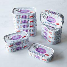 Portuguese Sardines in Olive Oil (12-Pack)