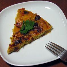 Tortilla Española con Chorizo