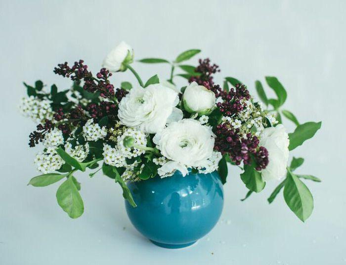 Last Minute Flower Arrangement for Mother's Day