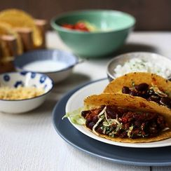 Classic Beef Tacos
