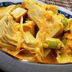 Young Jackfruit Curry Recipe