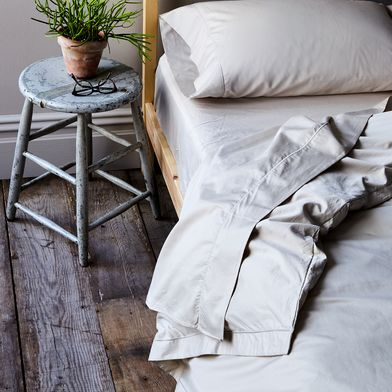 Sateen Cotton Bedding