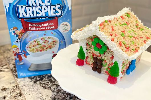 Rice Krispies Holiday Cottage
