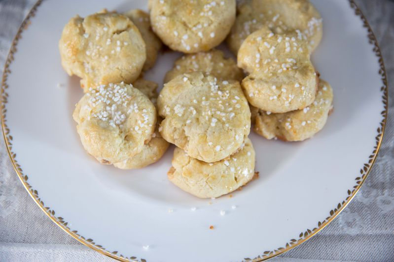 It S Not Christmas Until You Bake These Norwegian Butter Cookies