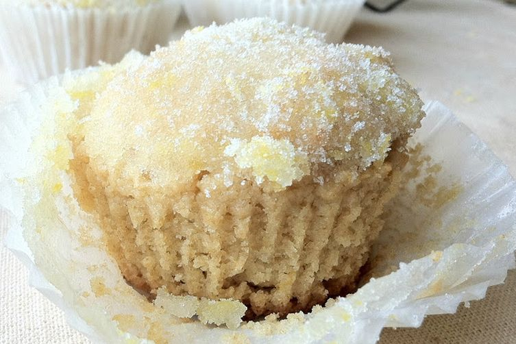 Lemon Drop Muffins