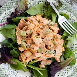 70733cab daa6 4cdf a1f8 0da7967e1232  spicy chicken salad 1 cropped