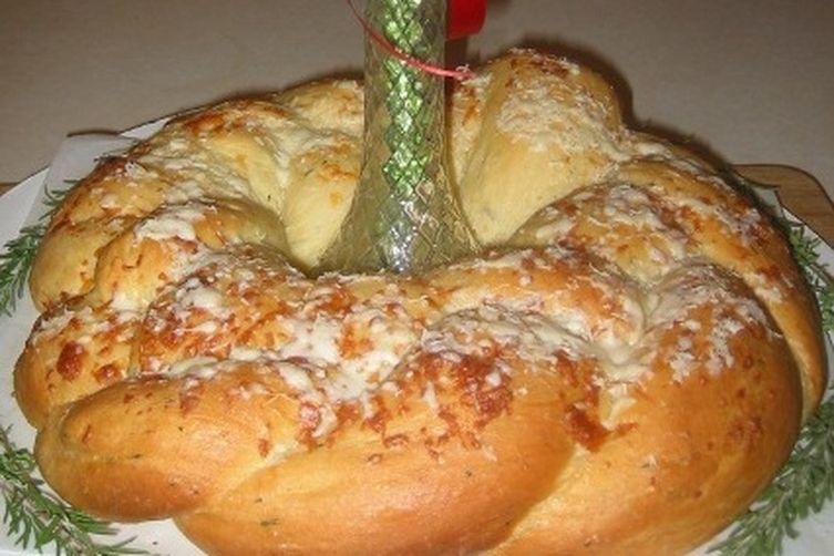 Rosemary-Thyme & Pecorino Cheese Wreath