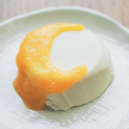 Coconut Panna Cotta
