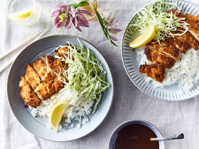 Japanese cooking recipes and how tos from food52 15 minute katsu style fried cutlets forumfinder Choice Image