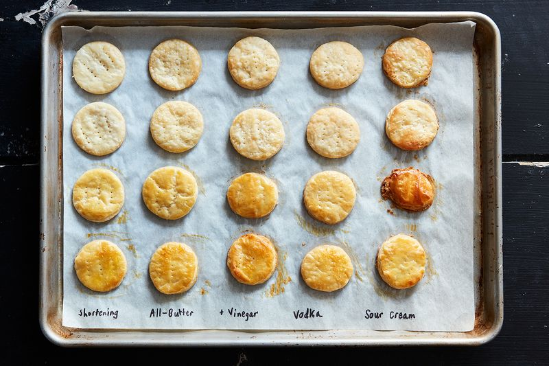 pie crust recipe shortening vinegar