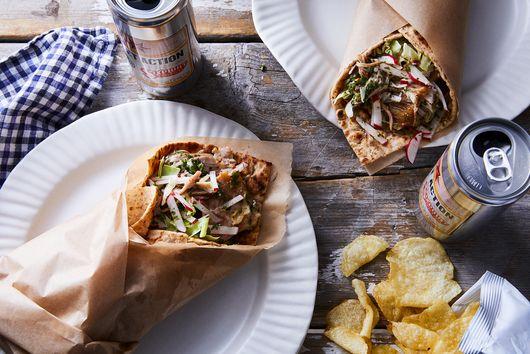 Garlicky Roast Pork Makes the Best Sandwiches