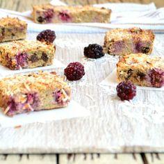 Gluten-Free Coconut Raspberry Bars