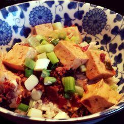 Fuschsia Dunlop's Ma Po Tofu