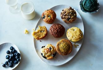 How to Make Any Muffin Into A Blueberry Muffin