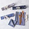 Reusable Bamboo Utensils & Wrap
