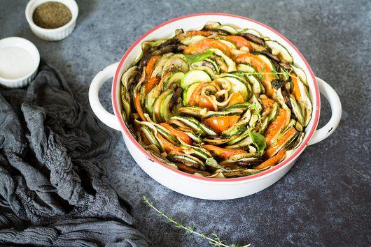 Tian Provençal – vegetable bake