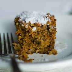21 Years of Carrot Cake