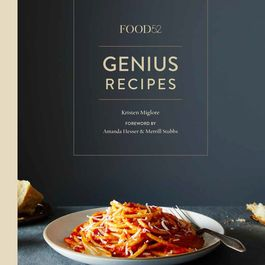 Behind the Scenes of the Genius Recipes Cookbook Cover