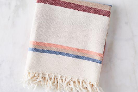 Grapefruit & Honeydew Beach Towels