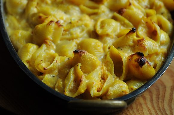 Pasta Al Forno with Pumpkin and Pancetta
