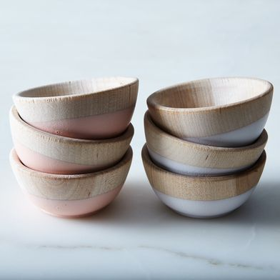 Madewell x Food52 Dipped Pinch Bowls (Set of 3)