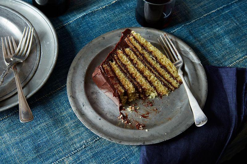 8-Layer Orange-Scented Smith Island Cake