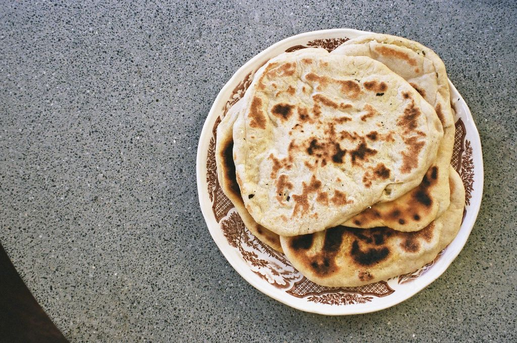 Flatbread with Feta