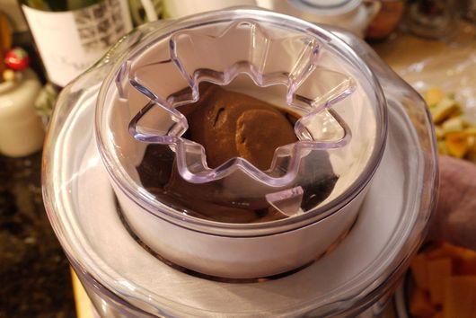 Gelato (Chocolate Rinforzatta)