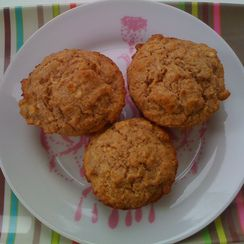 Apple Muffins (in which the baker makes a confession)
