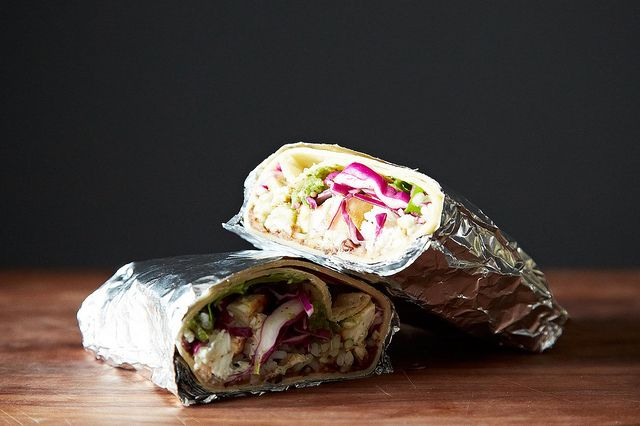Burrito Not Recipes on Food52