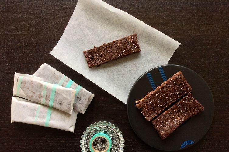 Cacao Nib & Coconut Bars