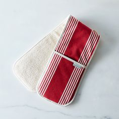 Oxford Double Oven Mitts