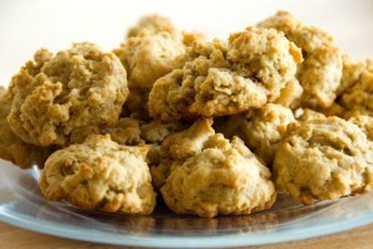 Sweet N' Savory Guacamole Cookies