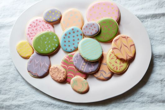 Royal Icing and Natural Food Colorings