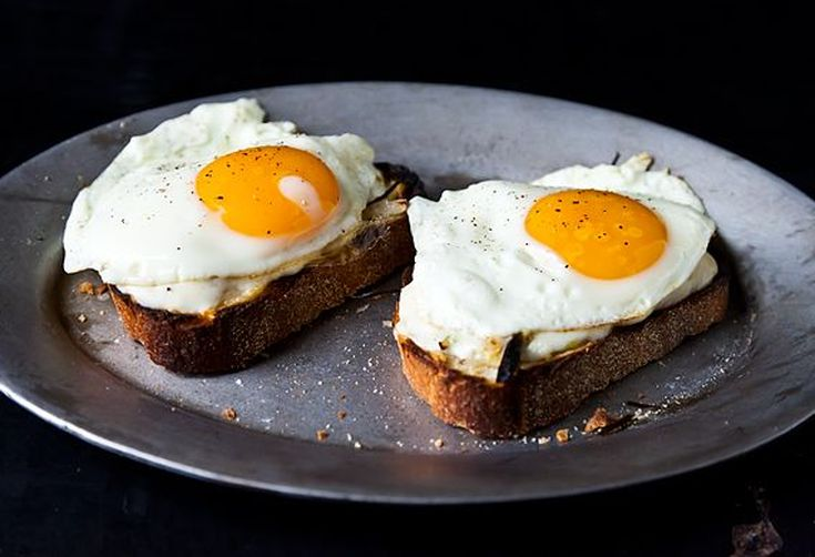 11 of Our Favorite Fried Eggs