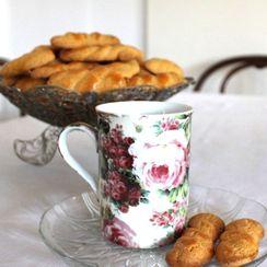 Koulourakia - Greek Traditional Easter Cookies