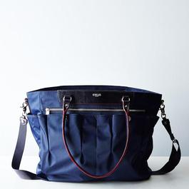 MZ Wallace + Food52 Navy Market Tote