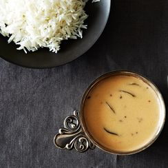 Gujarati Yogurt Soup - Kadhi