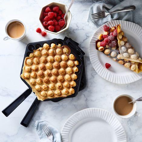 Nordic Ware Hong Kong Egg Waffle Puff Pan
