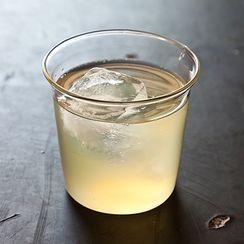 Iced Mint and Citrus Tea