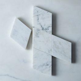 Food52 Modular Marble Trivet & Cheese Board