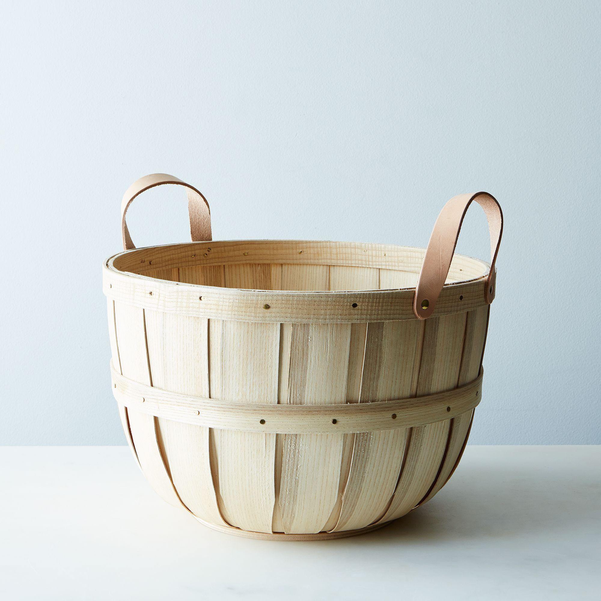 Half Bushel & Peck Baskets - Half Bushel