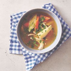 The Chicken Soup Julia Turshen Makes When She Wants to Feel Taken Care Of