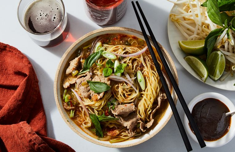 The Spicy Noodle Soup You're Sleeping On