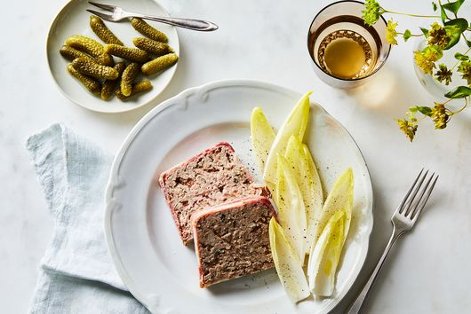 Rustic Pork Terrine