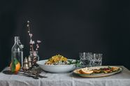 Persian Herby Pilaf (Sabzi Polo) With Fish, for Norooz