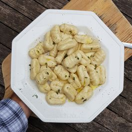 Gnocchi by Our Cooking Journey